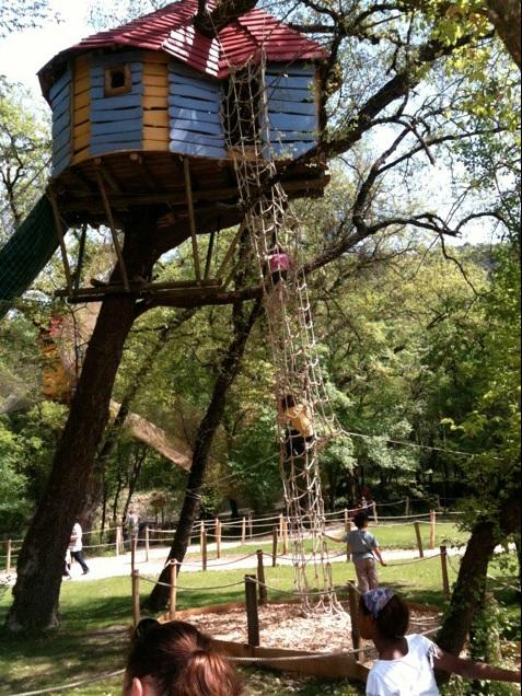 Le Bois des lutins, un parc de loisirsà th u00e8me pour vos enfants # Les Bois Des Lutins