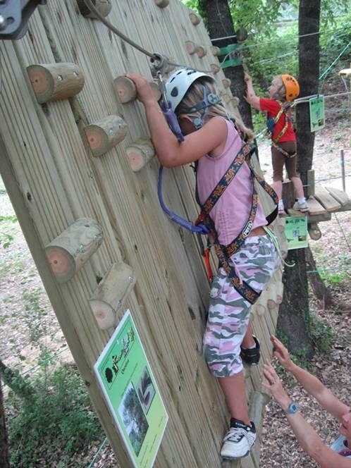 enfant-activite-escalade-pitchoun forest