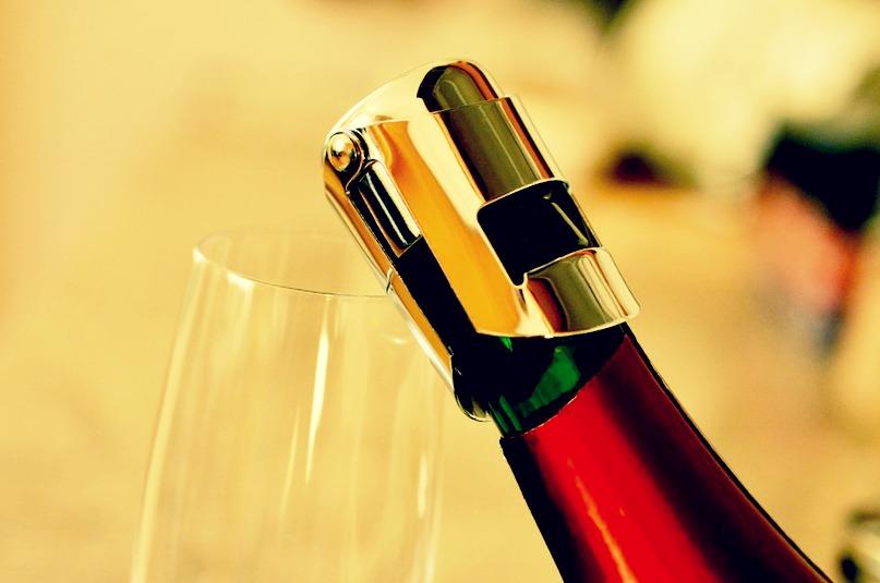Une personnalisation de vos étiquettes de bouteille de champagne au top !