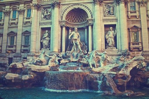 fontaine trevi