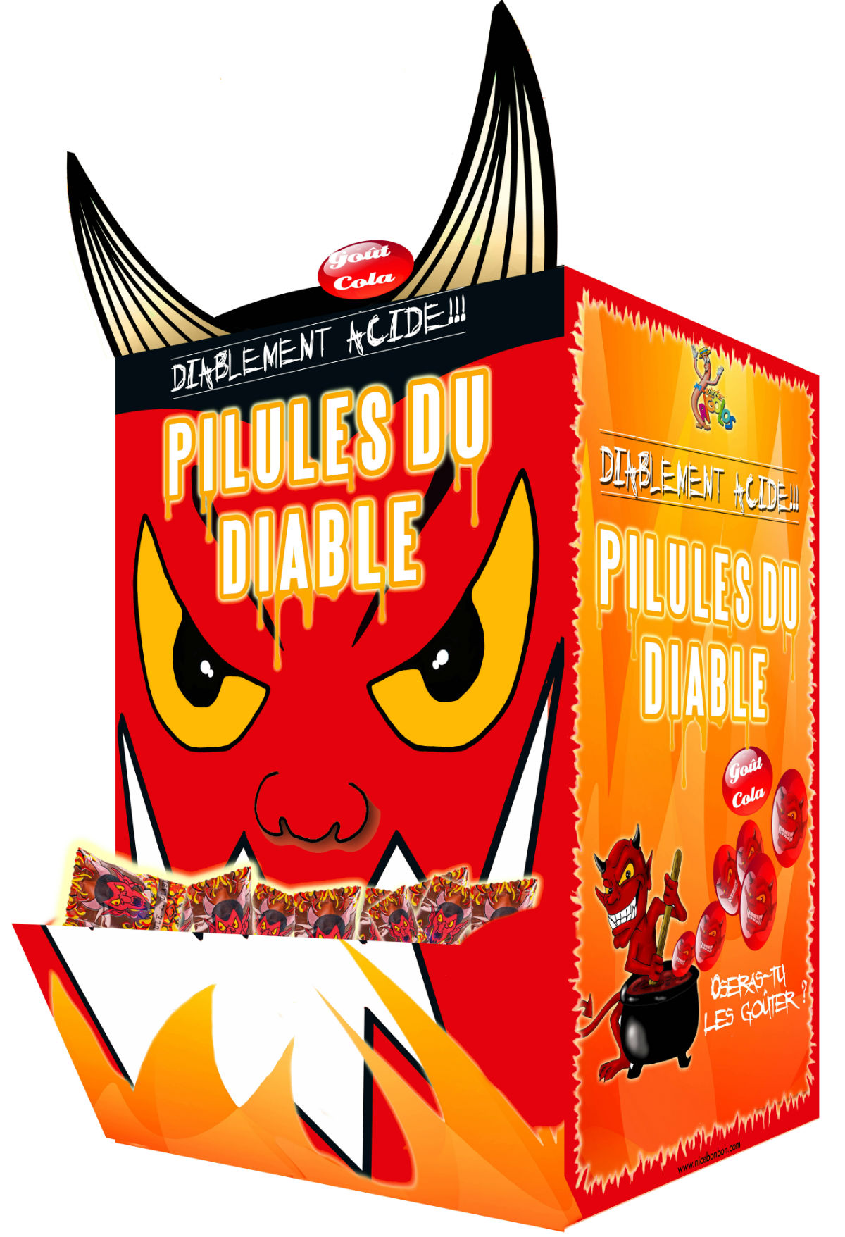 pilules du diable